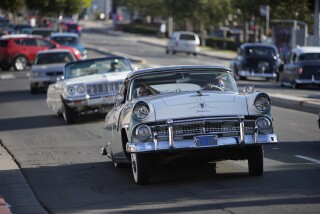National City, California, USA September 21st, 2019 | San Diego Lowrider Association presents the first annual End of Summer Car Show in National City. After the car show lowrider cruise down Highland Avenue. | © Alejandro Tamayo, The San Diego Union Tribune 2019