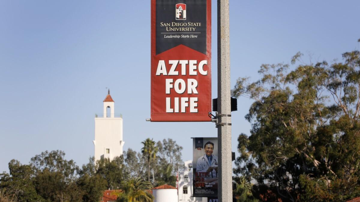 Sdsu Academic Calendar Spring 2022.Sdsu Students In Uproar After Faculty Cancels Spring Break Los Angeles Times