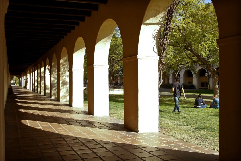 Letters to the Editor: So what if the Resnicks' gift to Caltech is less than altruistic?
