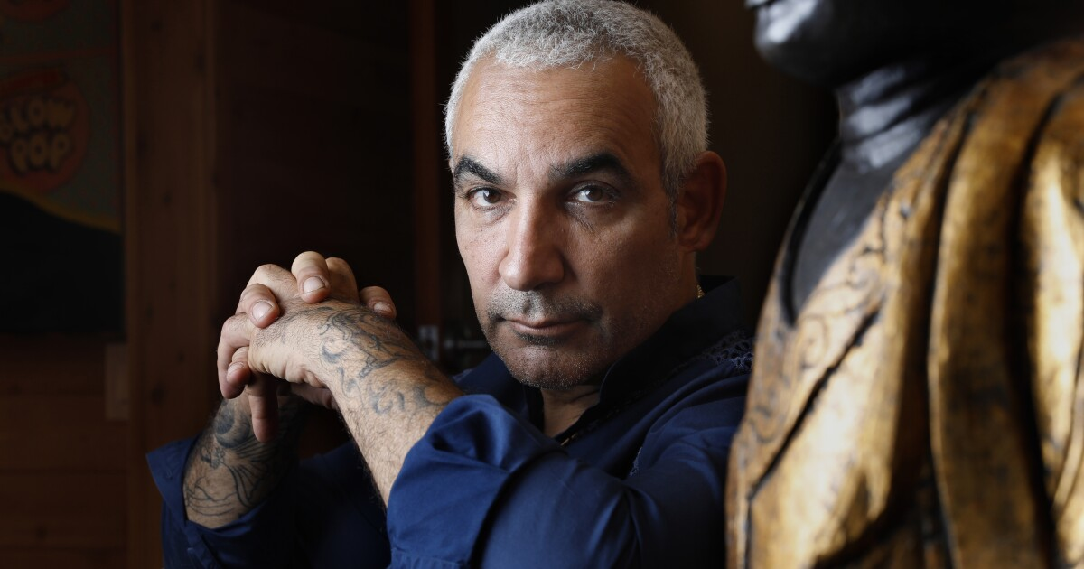 Billionaire Alki David ordered to pay $50 million in sexual battery suit - Los Angeles Times