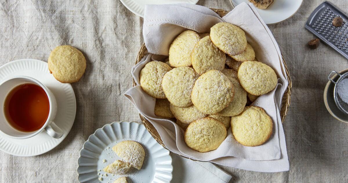 Southern Buttermilk Tea Cakes