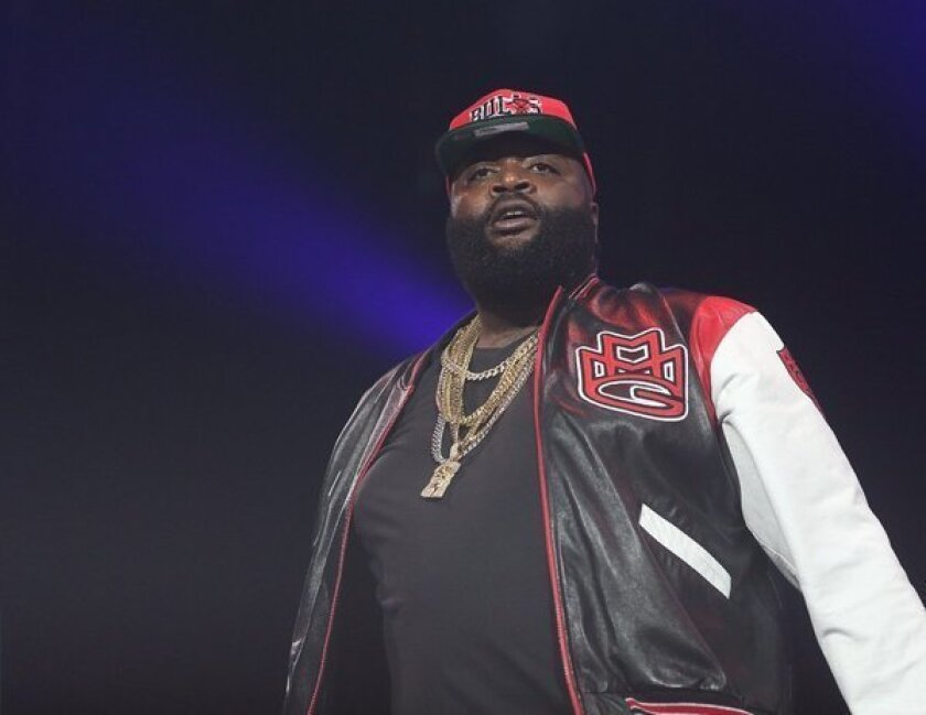 Rick Ross apologizes for lyric 'interpreted as rape'