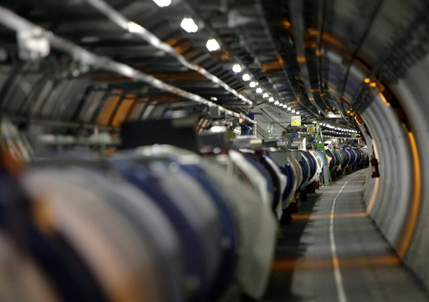 Switzerland Collider and the Weasel
