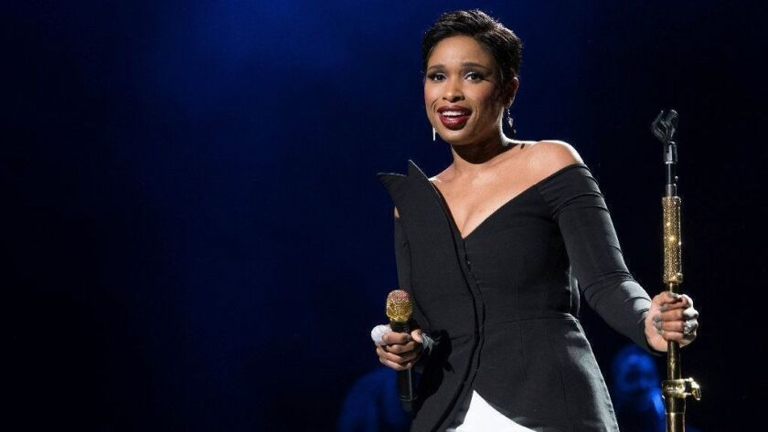 """Jennifer Hudson will perform the Oscar-nominated song """"I'll Fight"""" during the Feb. 24 Academy Awards telecast."""