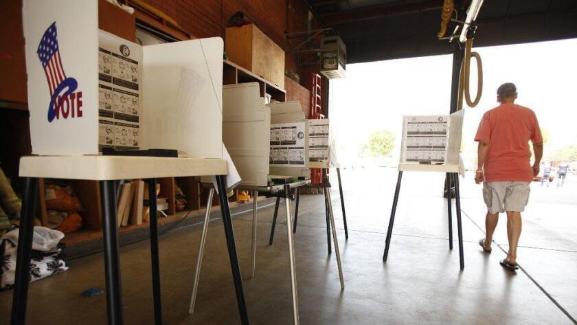 Los latinos forman el 26.3% de la población en California que puede votar, no obstante solamente un 19.7% votó en las elecciones del 2012.