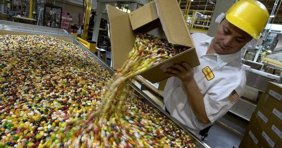 What a real small business thinks of loan for Jelly Belly