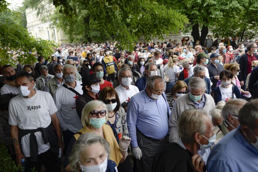 Virus Outbreak Bosnia Croatia WWII
