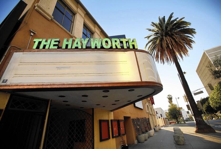 Hayworth Theatre