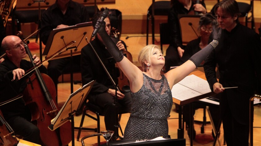 Mezzo-soprano Susan Graham joins the L.A. Philharmonic to sing six songs composed by Kurt Weill.