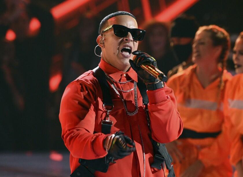 Daddy Yankee recibirá el Premio Billboard Salón de la Fama - San Diego  Union-Tribune en Español