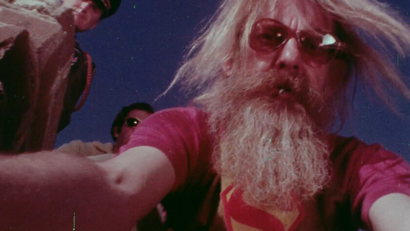 ********2018 FALL SNEAKS***DO NOT USE PRIOR TO SUNDAY SEPT. 2, 2018******A photograph of Hal Ashby i