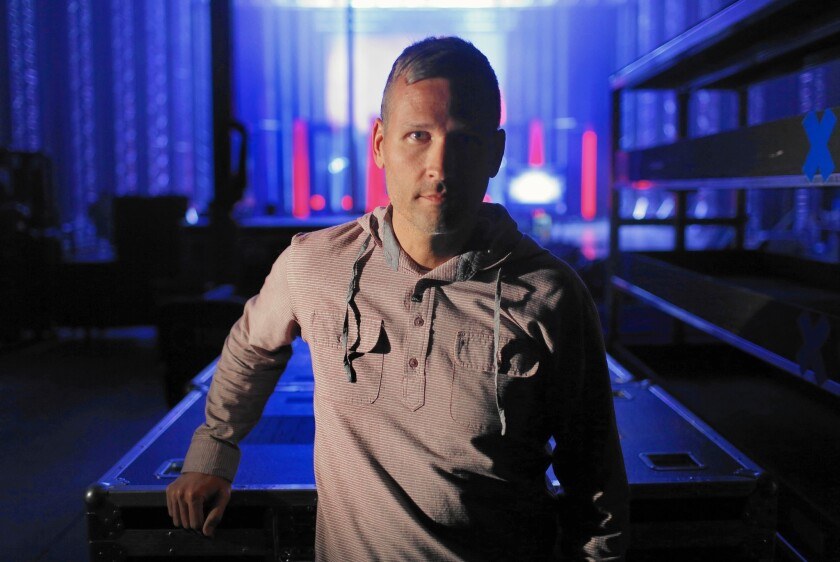 Kaskade, one of the speakers at IMS Engage at the W in Hollywood on April 15.