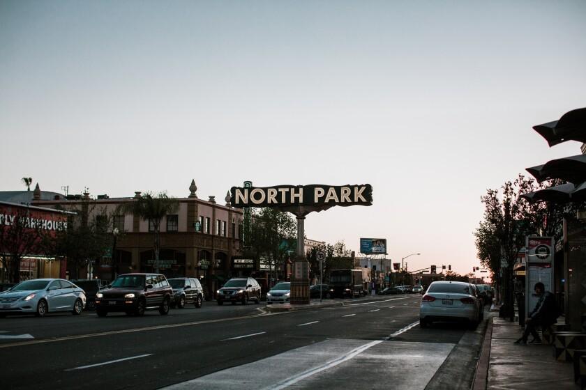 North Park Mainstreet will host Mistletoe Market behind the Observatory North Park.