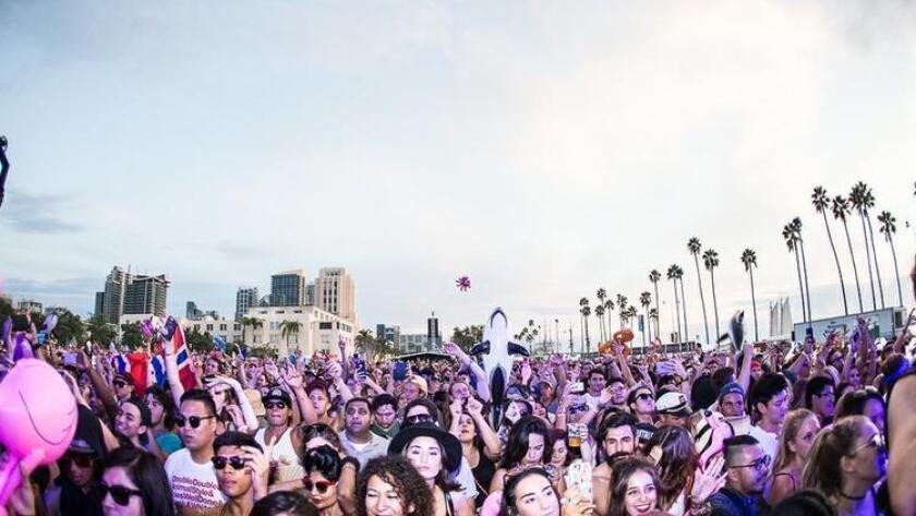 The two-day festival of electronic music returns to Waterfront Park with names big names like ODESZA and Chet Faker. Saturday and Sunday. Waterfront Park, 1600 Pacific Highway, downtown. $90 for one-day pass; two-day passes sold out. crssdfest.com (Arlene Ibarra)