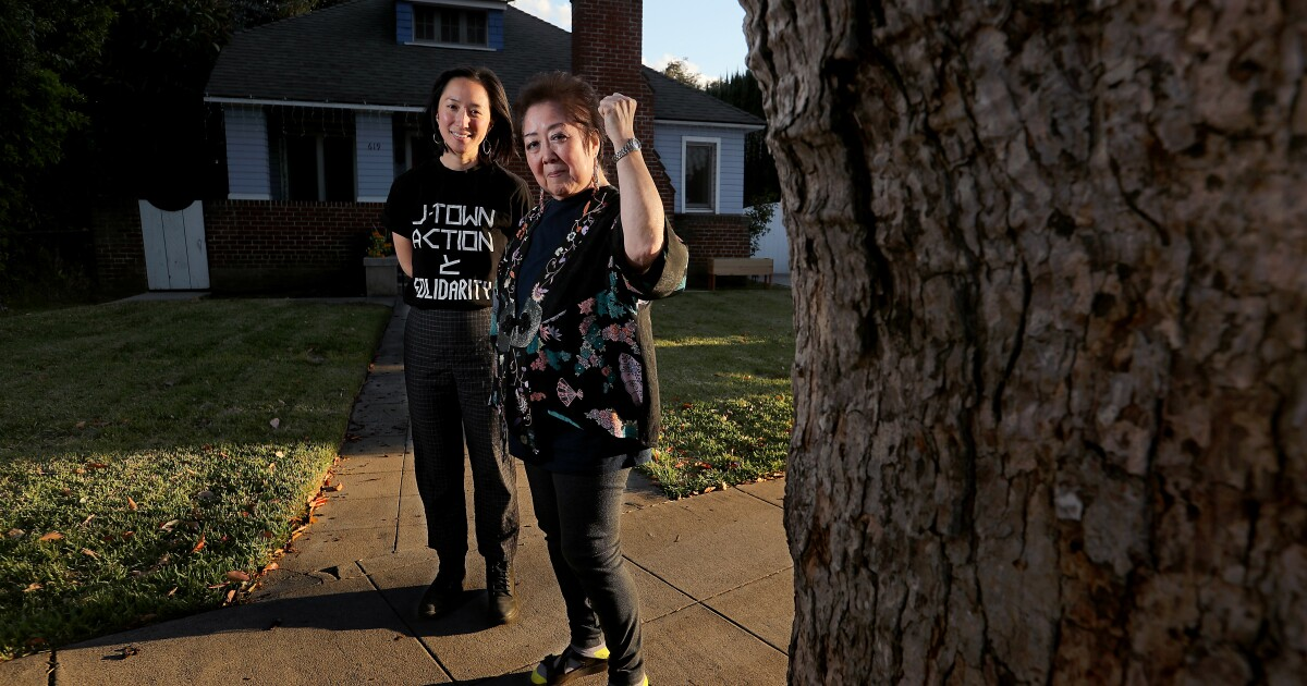 www.latimes.com: A new generation hopes to turn activism to fight Asian hate into a sustained movement