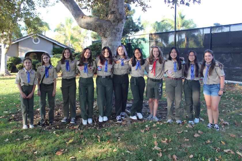 Boy Scout Troop 713G