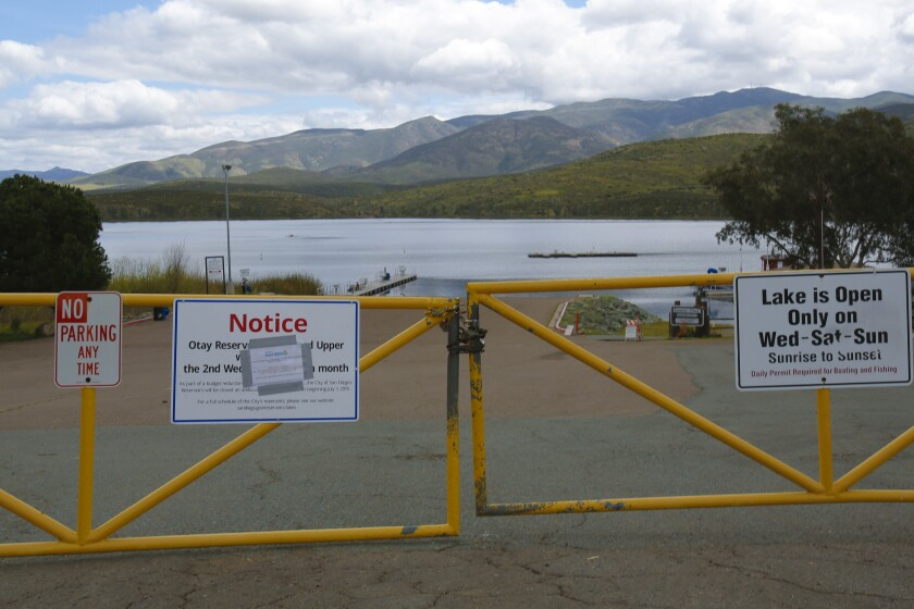 Concerns about public-recreation access to city lakes and reservoirs continues to swirl, despite the opening of Murray, Miramar and Lower Otay.