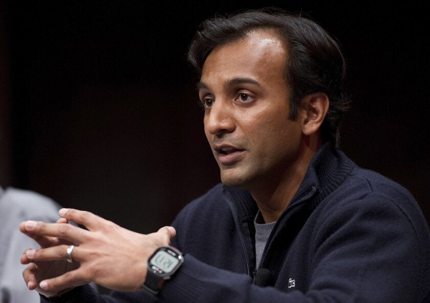 DJ Patil, shown at the Minds + Machines 2012 Conference, has been named the first chief data scientist by the White House.