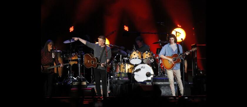 Review: The Eagles soar at Petco Park concert, as Deacon