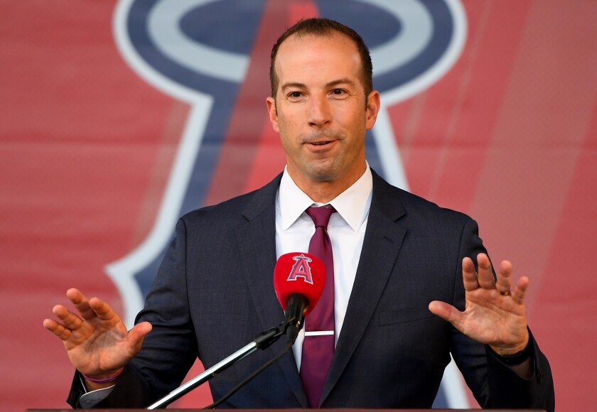 Angels general manager Billy Eppler believes his players are staying mentally prepared for whenever the season might start.