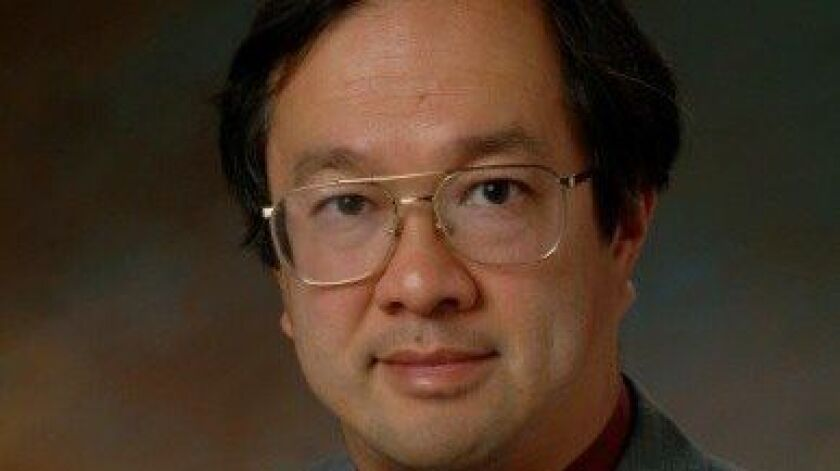 Alan Gin, associate professor of economics at the University of San Diego, School of Business.