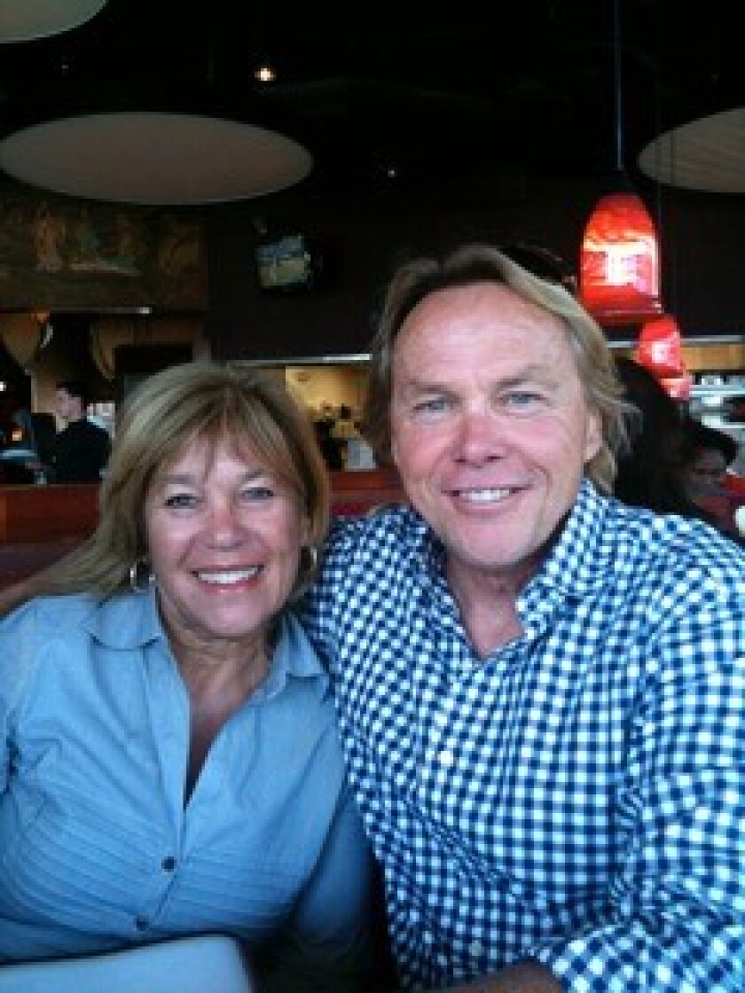 Elaine and Paul Newkirk