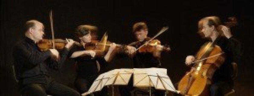 The Mandelring Quartet. Courtesy photo