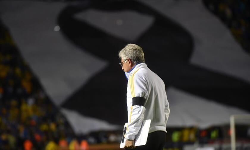 El director técnico de Tigres, Ricardo Ferretti. EFE/Archivo