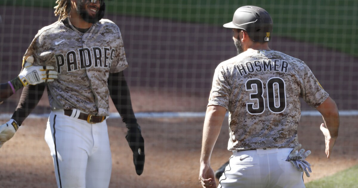 Column: Was Padres' win over Dodgers just one game in April? Hardly