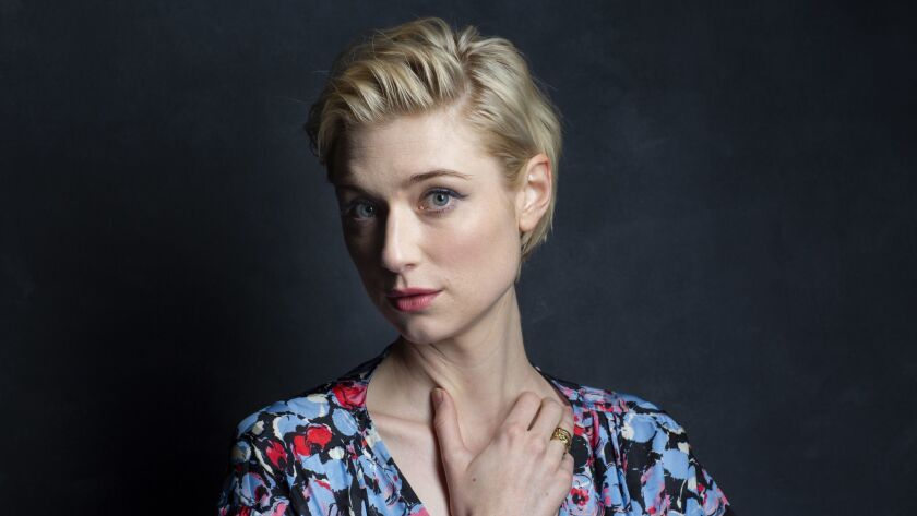 "TORONTO, ONT. -- SEPTEMBER 08, 2018-- Actress Elizabeth Debicki, from the film, ""Widows,"" photo"
