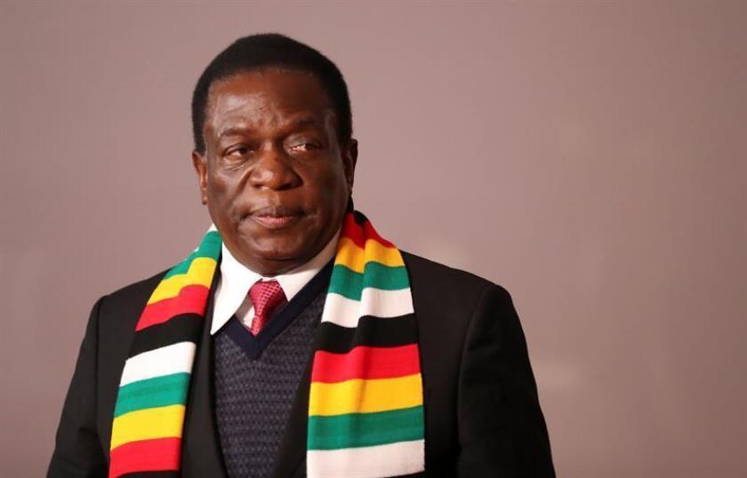 El Departamento de Estado felicitó hoy a Zimbabue por las elecciones del 30 de julio, pero aseguró que aún está evaluando los datos recolectados por sus propios equipos de observación y otras misiones, por lo que todavía no reconoce a un ganador. EFE/ARCHIVO/POOL