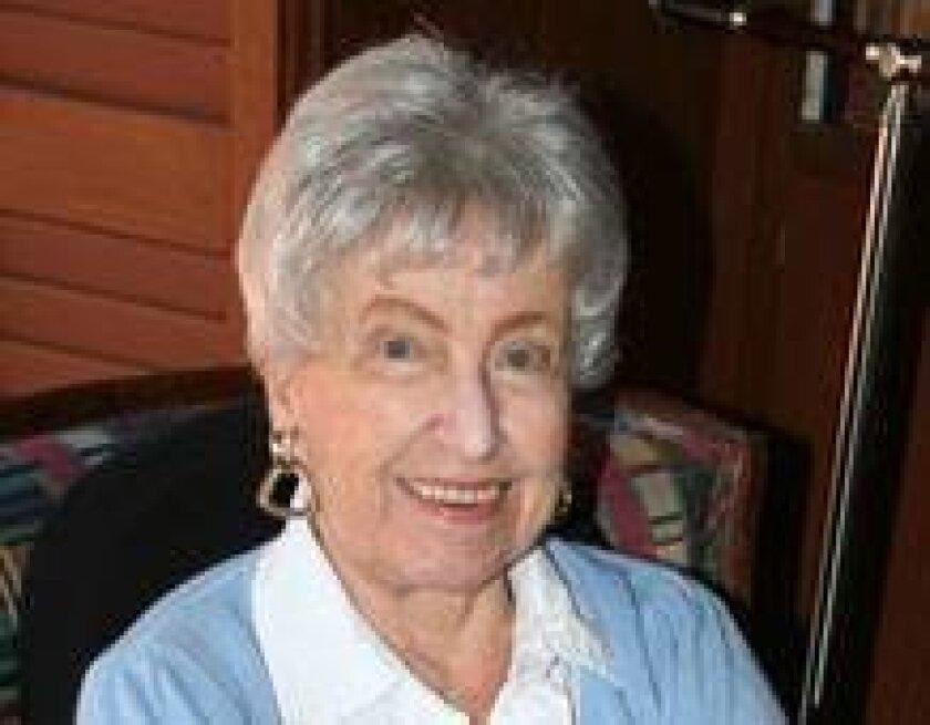 Jean Hart Stewart will be 96 on Feb. 16, 2016.