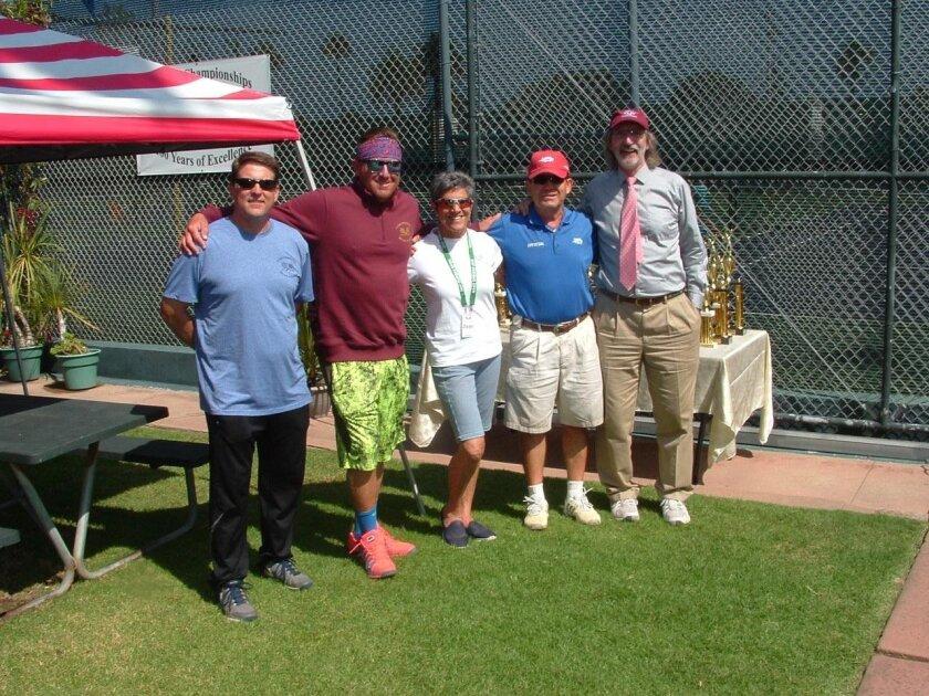 City salutes La Jolla Tennis Club