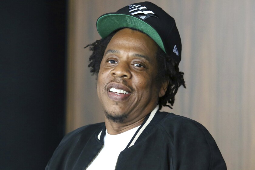 Jay-Z hace el anuncio del lanzamiento del sello Dream Chasers junto con Roc Nation