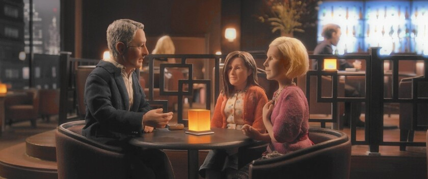 'Anomalisa' review: An exceptional romance from Charlie Kaufman