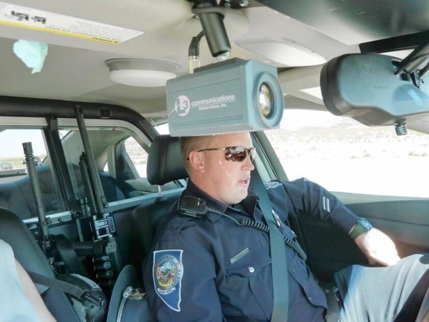 Braking the speeding habit on the I-15 to Las Vegas