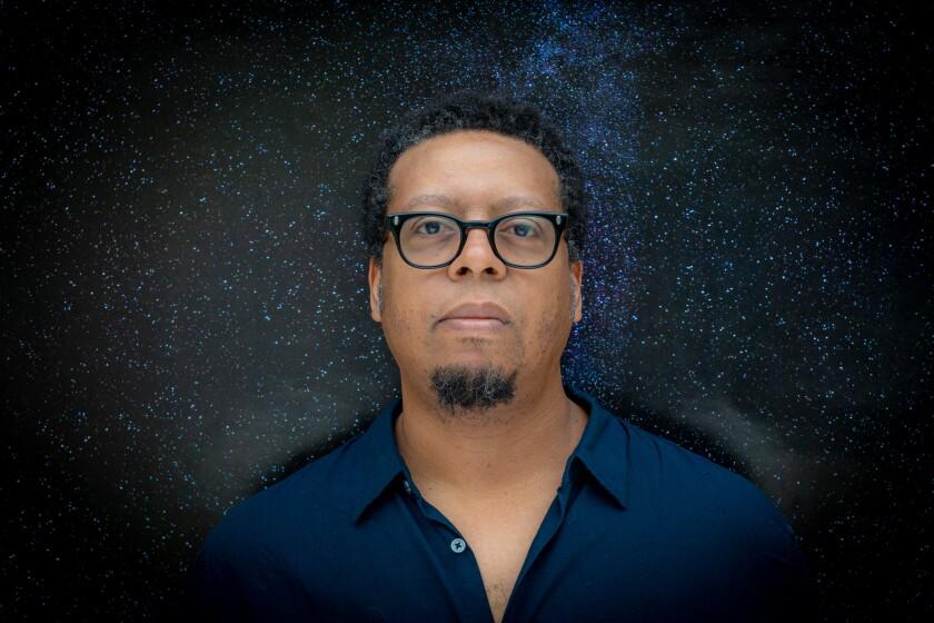Multi-instrumentalist Jeff Parker.