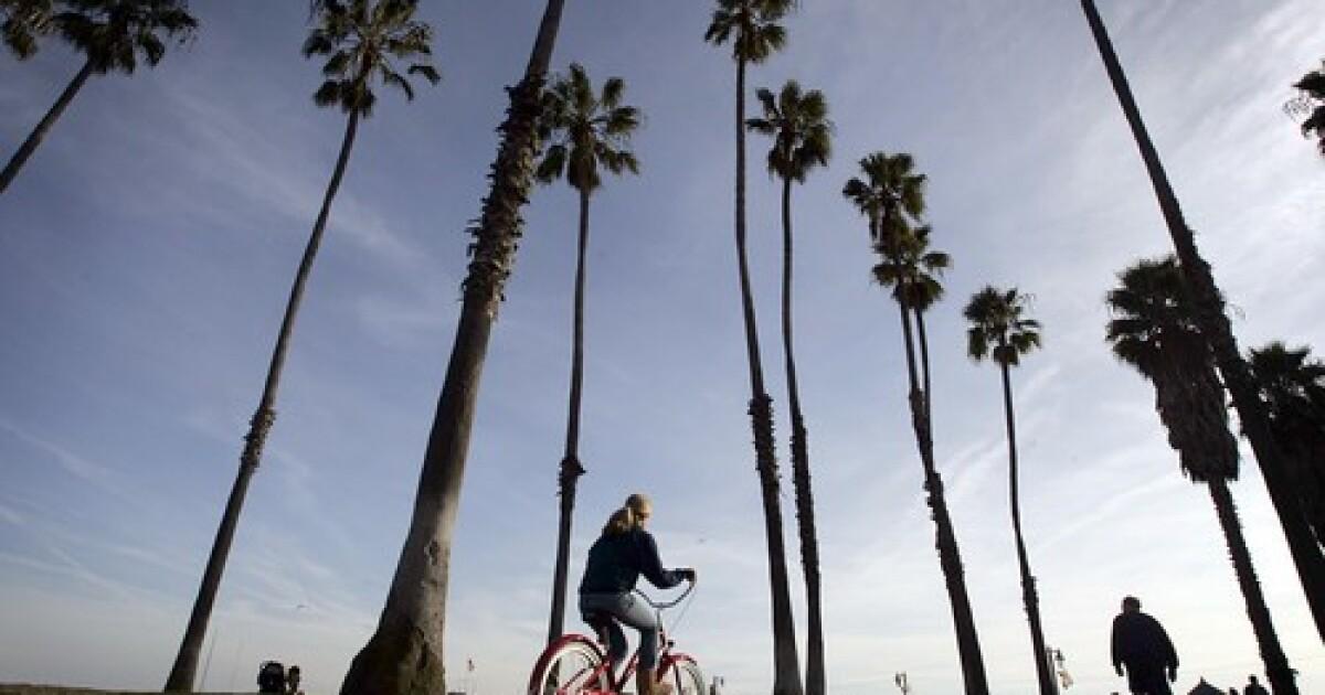 1. Corona-Virus Tod in Santa Barbara County; Allgemeinen Fall zählen, springt zu 111