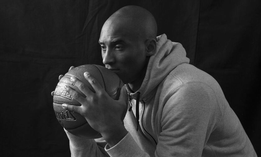 Column: How can Kobe Bryant be gone? His legend wasn't supposed to end this way