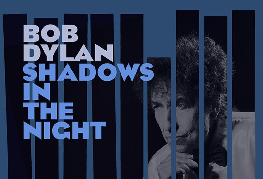 Singer-songwriter Bob Dylan has posted this cover-like image on his website, but it's uncertain whether it is to be the title of a forthcoming album.