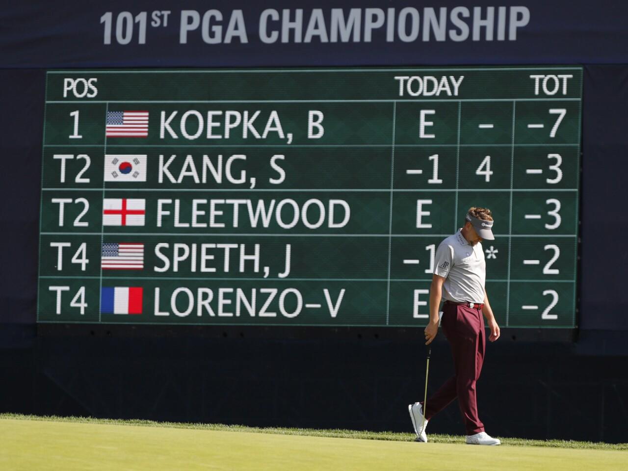 2019 PGA Championship | Round 2