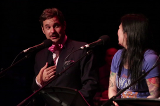 Festival After Dark featuring Wits with comedian Paul F. Tompkins and singer Will Sheff (front man for Okkervil River), hosted by John Moe