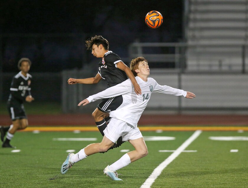 Edison boys' soccer shuts out Estancia