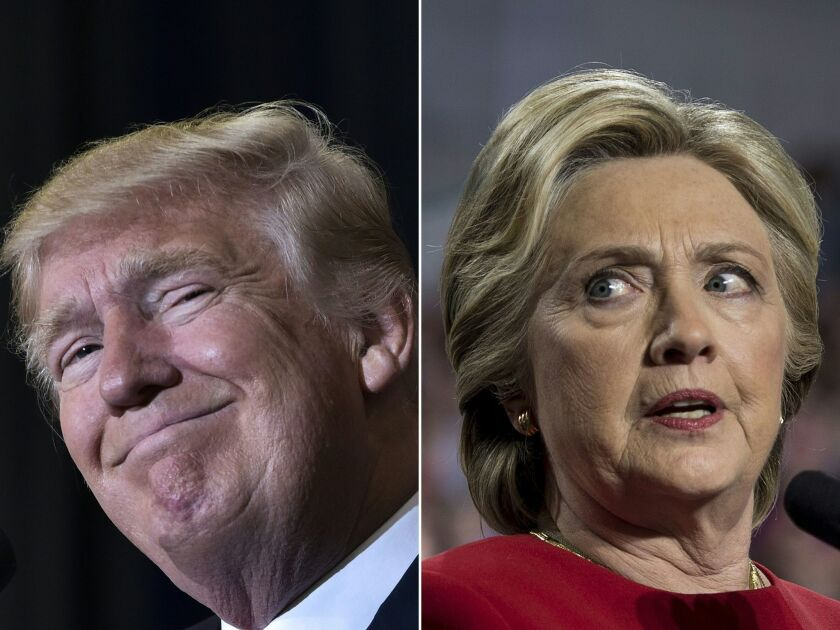 For President Trump, intelligence findings that Russia interfered on his behalf in the 2016 election seem to have made him determined to prove Ukraine helped his opponent Hillary Clinton. There is no evidence of Ukraine's involvement in the election.
