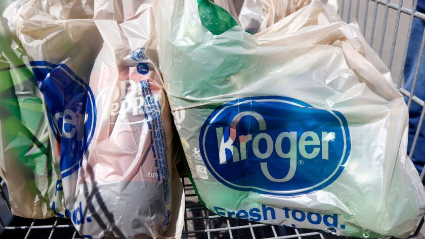 Kroger is the nation's largest grocery chain.