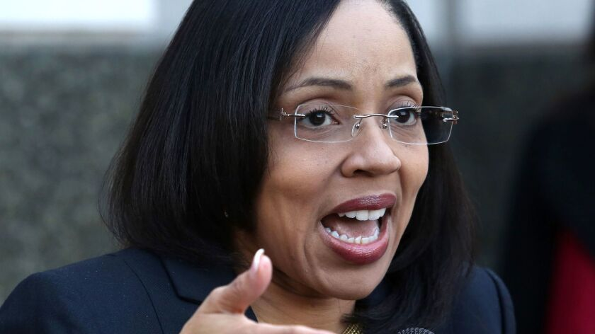 Orange-Osceola State Attorney Aramis Ayala announces that her office will no longer pursue the death penalty as a sentence.