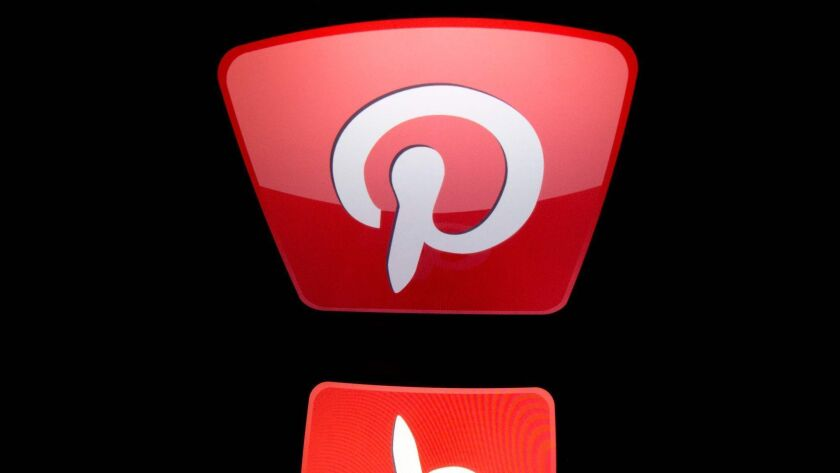 "Pinterest said it has experienced ""significant growth"" in users and monetization over the last several years."