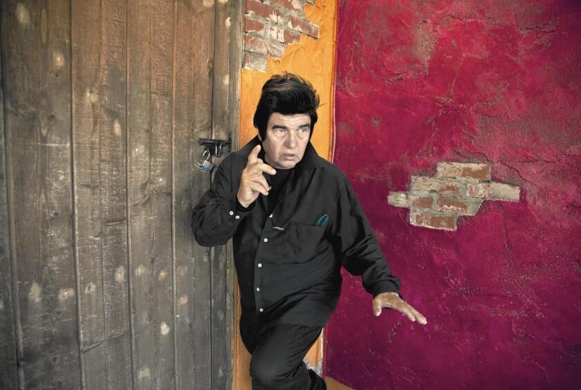 Rock 'n' roll vet Jimmy Angel