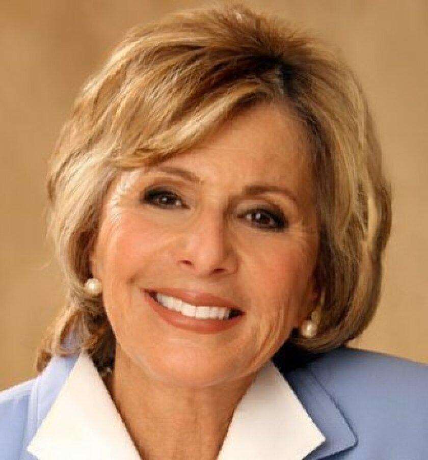 U.S. Sen. Barbara Boxer
