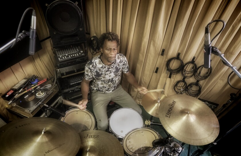"""Ace drummer Richard Sellers: """"I'm still thankful I'm able to play at all."""""""
